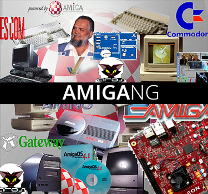AmigaNG Old Website