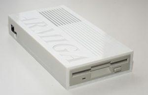 Emulated Amiga Hardware