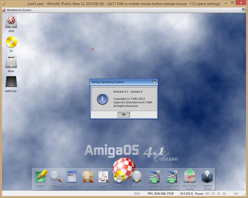 AmigaOs4.1 Classic