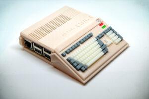 Amiga Mini / TheA500 Prototype